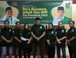 Sutami Ismail Kembali Nahkodai DPC PKB Kota Palembang