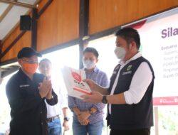 Rekatkan Silaturahmi Antar Parpol Gubernur Herman Deru Sambil Mancing