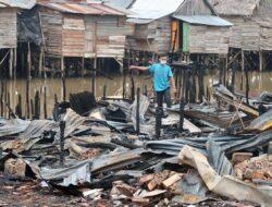 Herman Deru Biayai Sewa Rumah Sementara Korban Kebakaran Ogan Ilir
