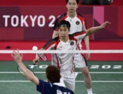 Ganda Bulutangkis Indonesia Berhenti Diperempat Final