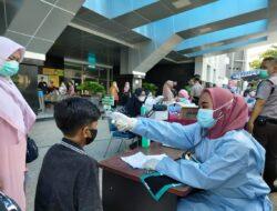 RSMH Palembang Vaksinasi Tahap Ke-2 Bagi Anak dan Masyarakat