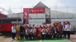 HUT Kemerdekaan RI Rumah Tahanan Klas I Palembang