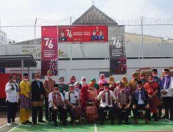 556 Warga Binaan Rutan Klas I Palembang Dapat Remisi, 24 Orang Bebas