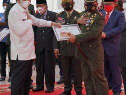 Kodam II Sriwijaya Meraih Juara 1 Lomba Dekorasi dan keindahan Kantor Tingkat FKPD BUMN Wilayah Sumsel