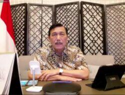PPKM Jawa-Bali Dilanjutkan, Luhut: DIY dan Bali Level 4