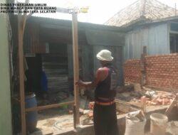 Bantuan Dinas PUBM-TR Sumsel, Herman Deru Sulap Rumah Rusmulyati Mewah Nan Sehat