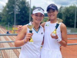 Petenis Indonesia Juara Ganda Turnamen ITF Women's Austria