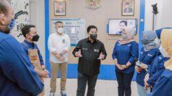 Menteri BUMN Erick Thohir mengapresiasi kontribusi PLN