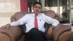 Advokat Muda Adv. A. Rilo Budiman SH selaku Ketua Ikatan Lawyers Unsri, Senin (6/9/2021).