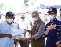 Wagub Launching Gerakan Satu Juta Stek Batang Pucuk Kopi di Pagar Alam