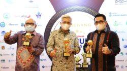 Gubernur Sumsel Kembali Terpilih Top Pembina BUMD 2021