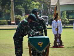 Pangdam Pimpin Sertijab Danyonif Raider 200/BN