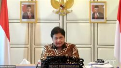 Menteri Koordinator Bidang (Menko) Perekonomian Airlangga Hartarto