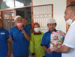 Program Berkelanjutan YLKI Sumsel Salurkan Lima Ton Beras