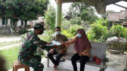 Desa Menanga Besar, Kecamatan Semendawai Barat, Kabupaten OKU Timur, Senin (27/09/2021).
