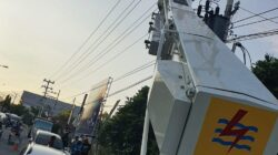 Dalam waktu 24 jam, PLN berhasil menyelesaikan permohonan layanan multiguna ke 89 lokasi sarana pendukung PON.