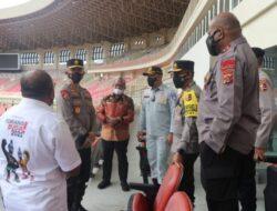 Pengamanan PON XX Papua, Ribuan TNI-Polri Bakal Dikerahkan