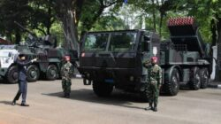 Presiden Jokowi Minta TNI Selalu Sigap Hadapi Berbagai Spektrum Ancaman